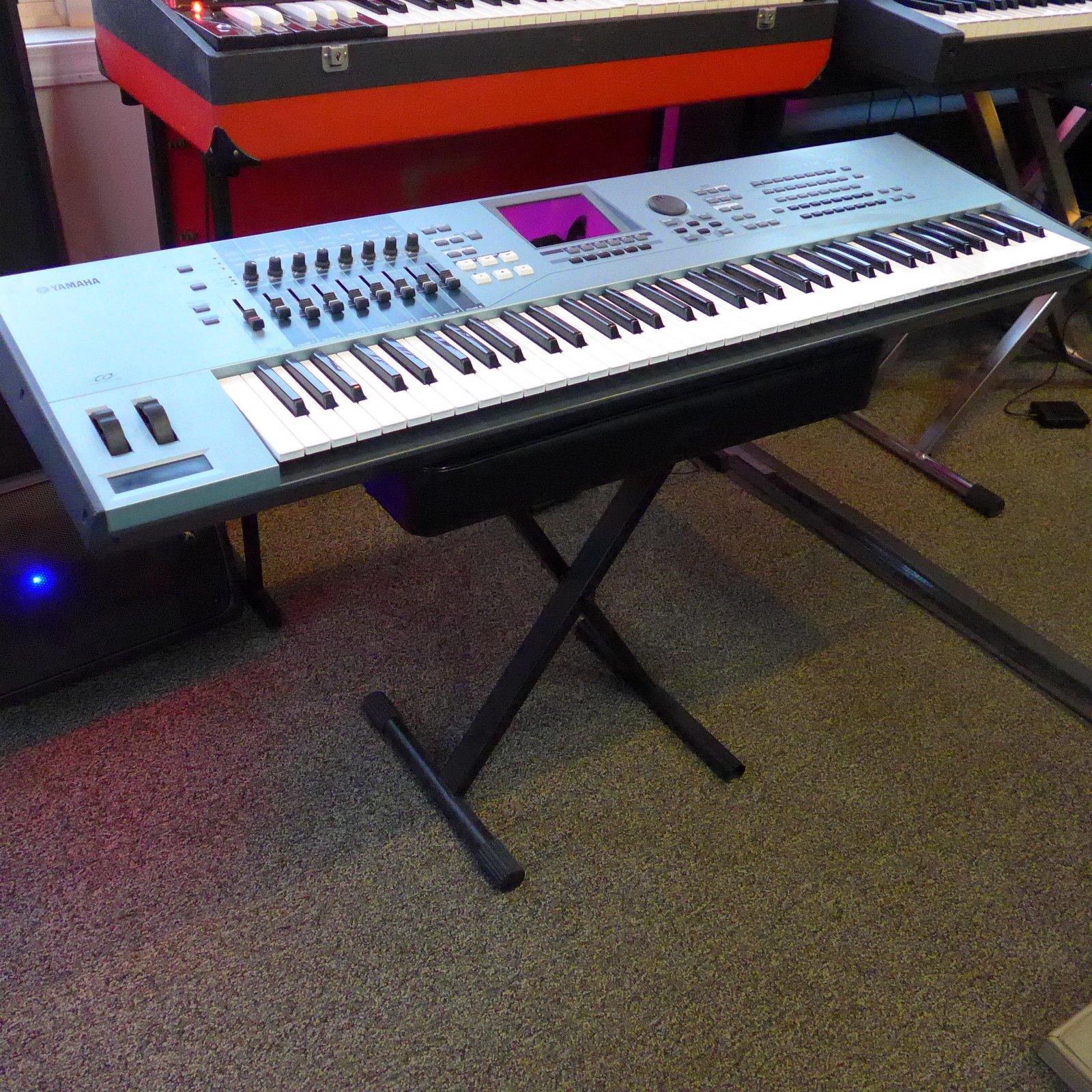 Yamaha Motif XS7 (USED)