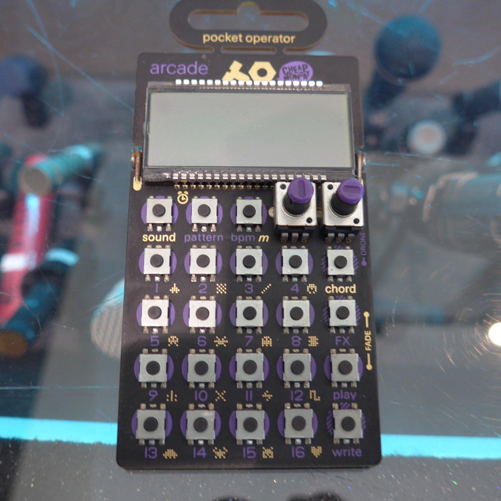 Teenage Engineering  Arcade POP-20 (USED)