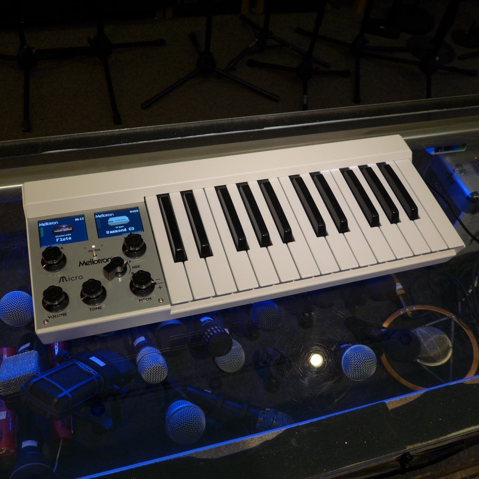 Mellotron M4000D Micro (USED)