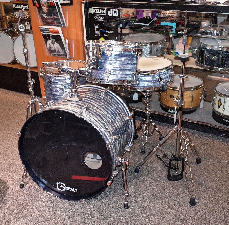 DW Pacific CX Maple 4pc Drum Set