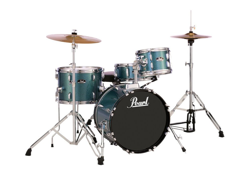 Pearl Roadshow 4pc Drum Set