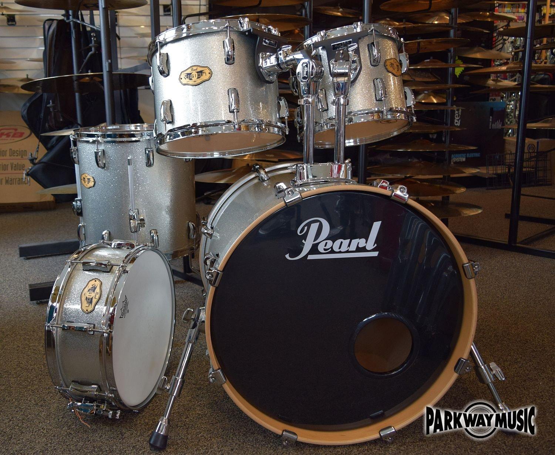 Pearl Vision Maple 5pc Drum Set (USED)