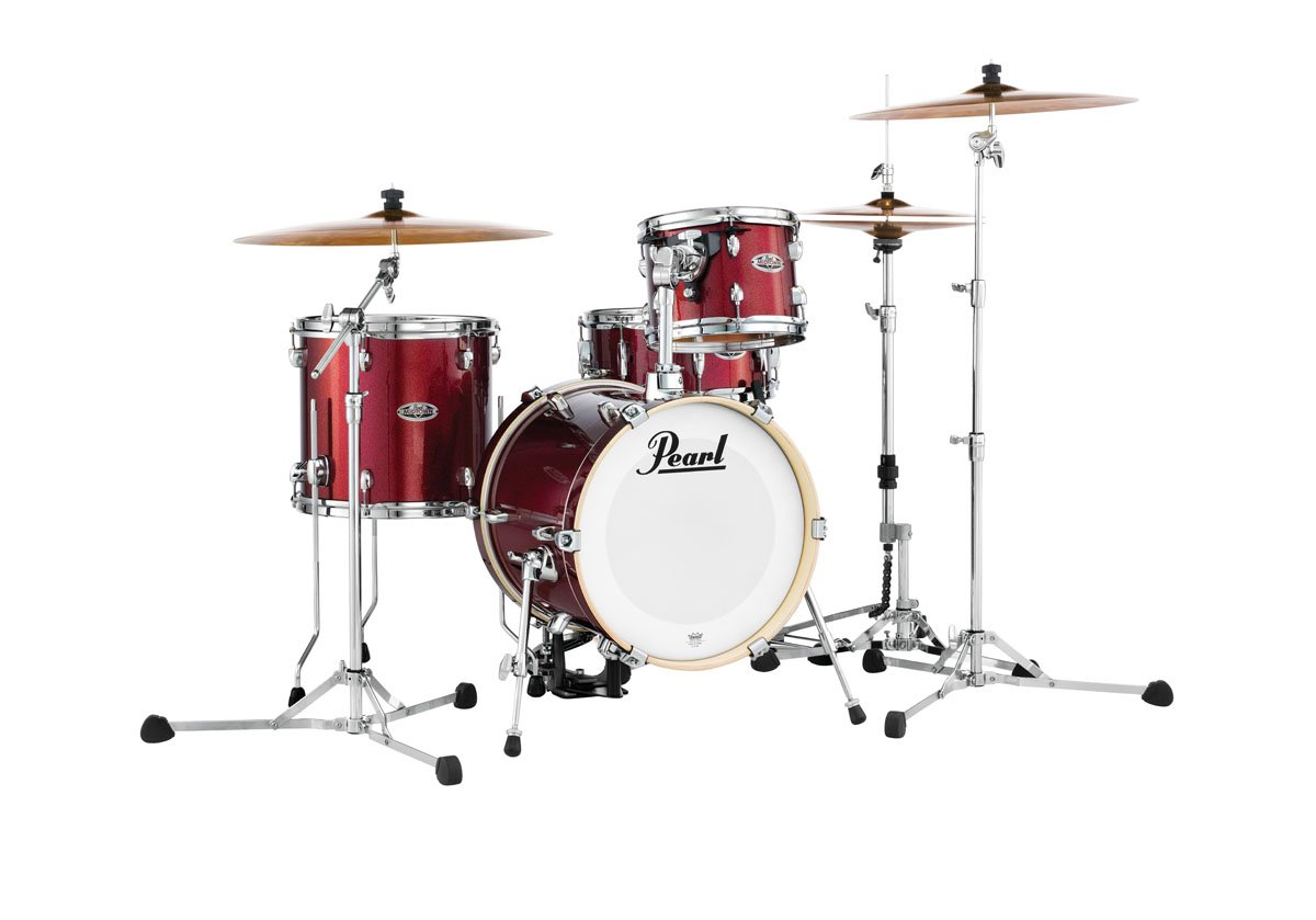 Pearl MDT Midtown 4pc Drum Set