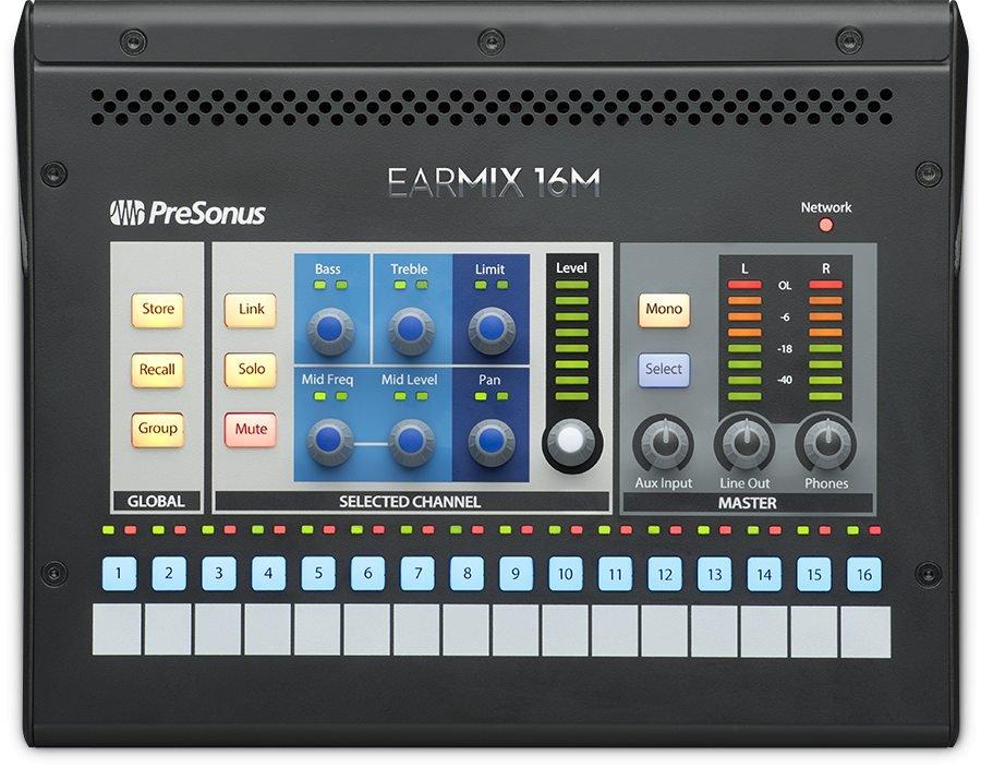 PreSonus EarMix 16M