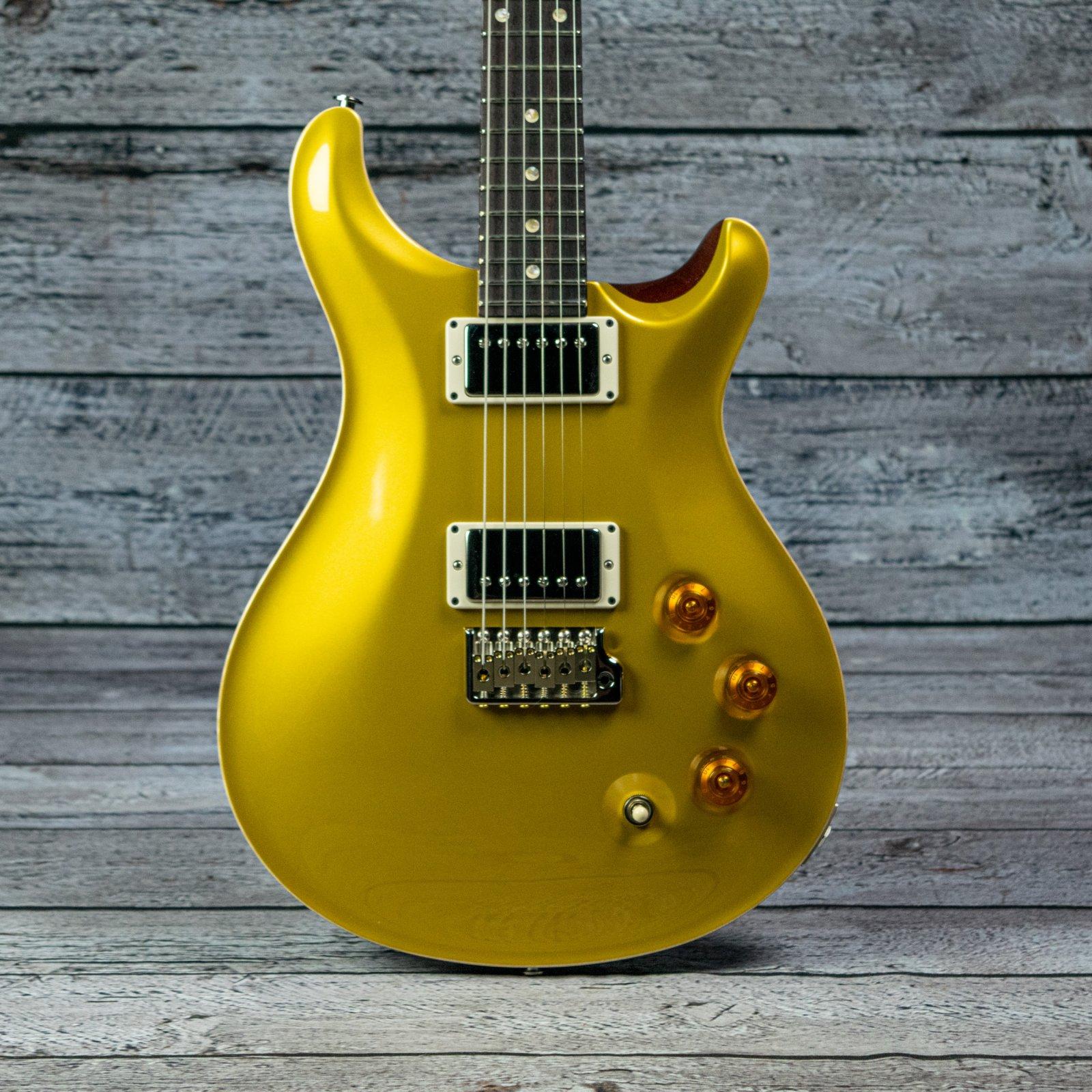 PRS DGT David Grissom Tremolo Electric Guitar - Gold Top