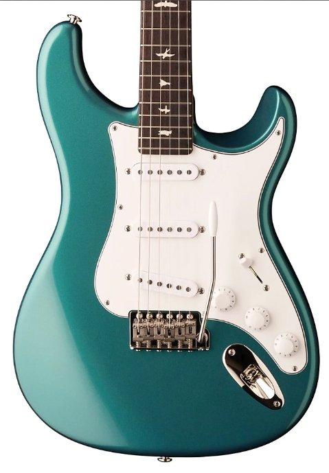 PRS Silver Sky - Dodgem Blue