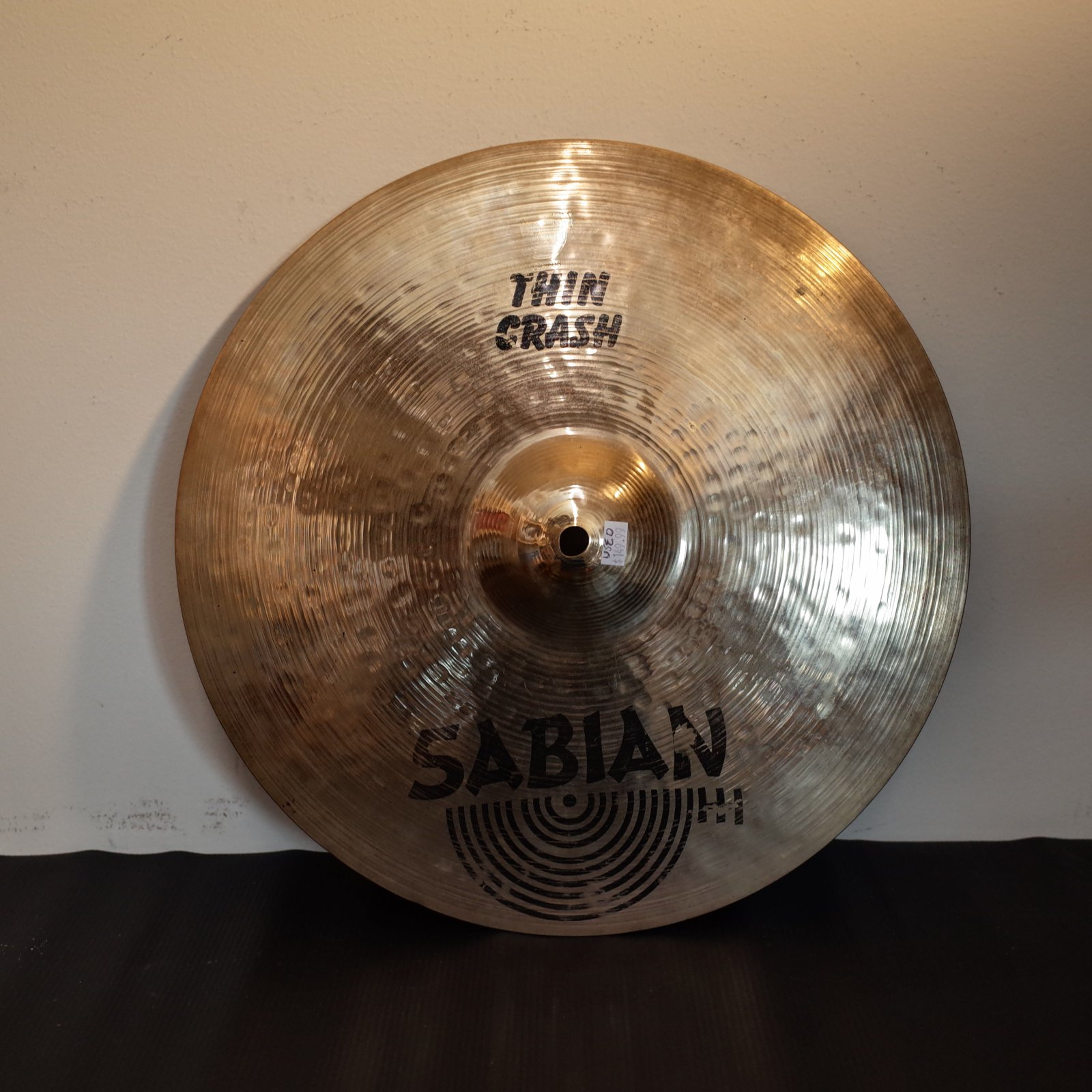 Sabian 15 Thin Crash - 832g (USED)