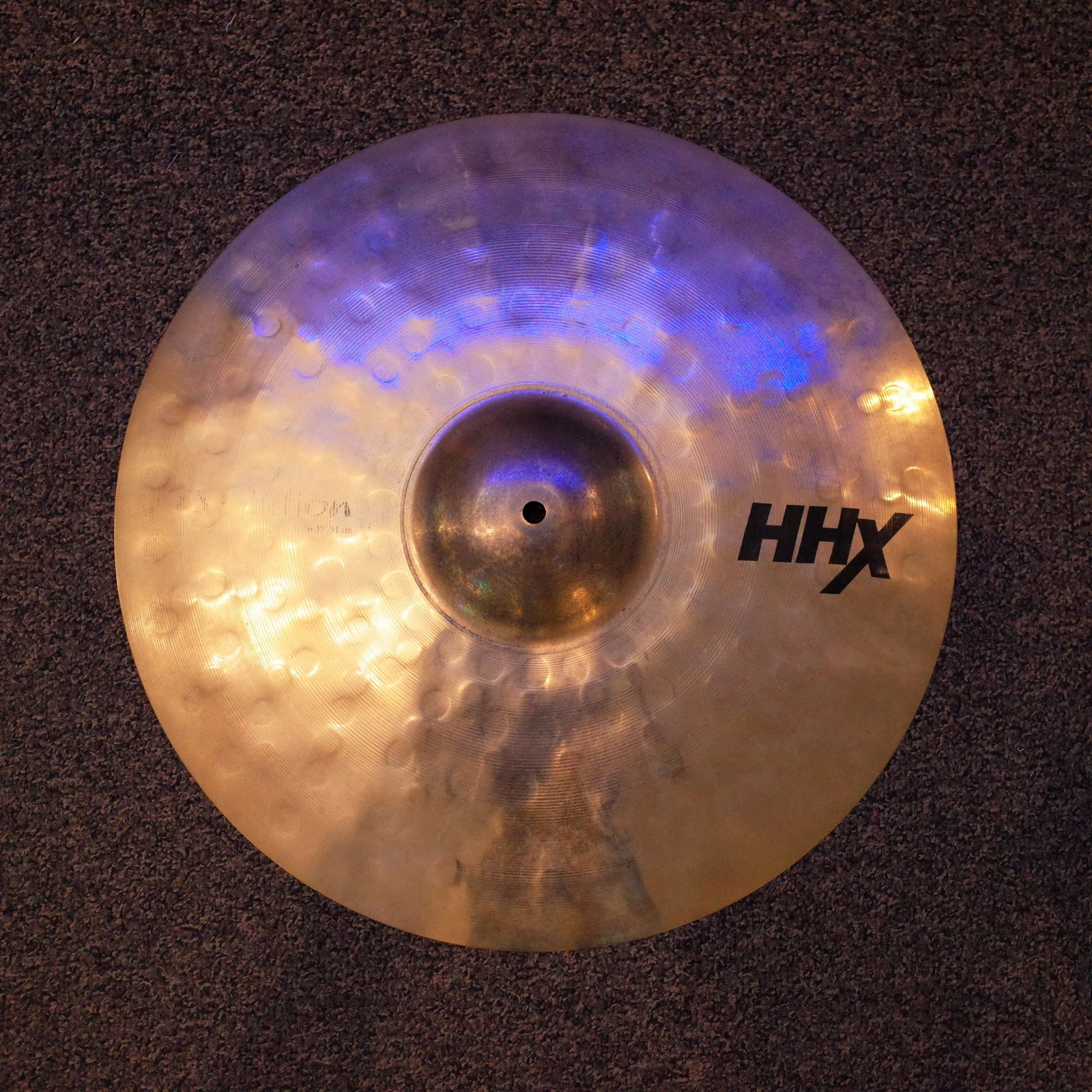 Sabian 20 HHX Evolution Ride - 2342g (USED)
