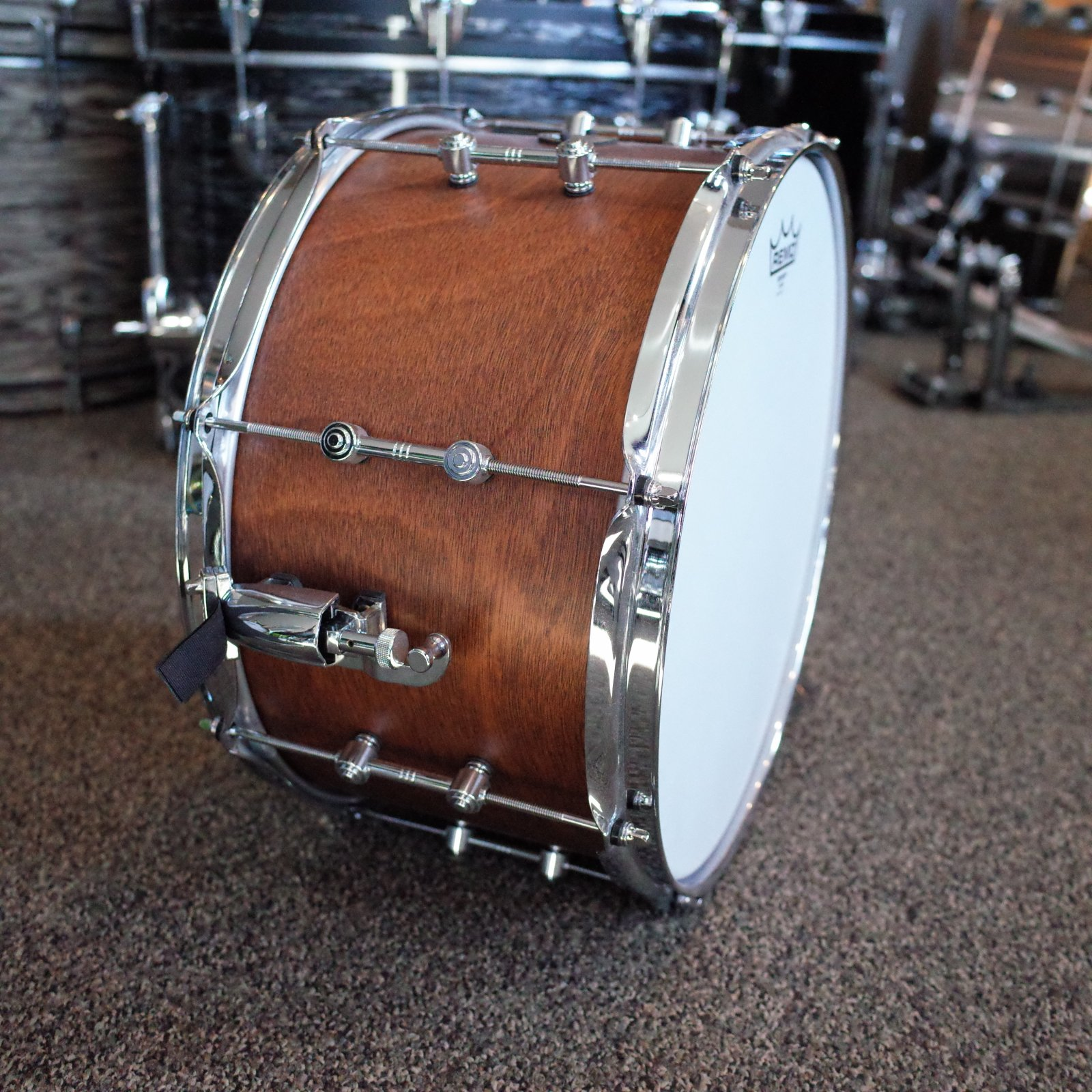 Gretsch Swamp Dawg Mahogony 14x8 Snare Drum