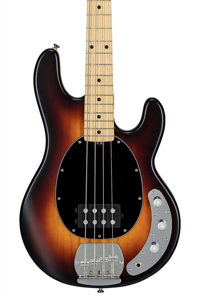 Sterling by Music Man SUB Series Ray4 - Vintage Sunburst Satin