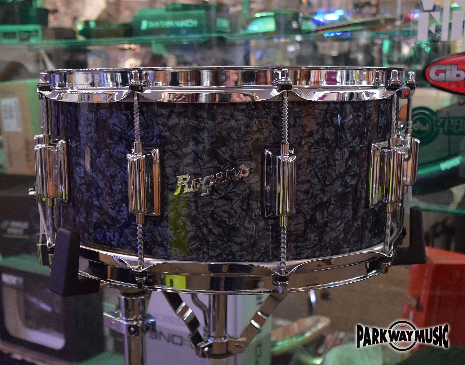 Rogers Dyna-Sonic 6 1/2 x 14 Snare Drum
