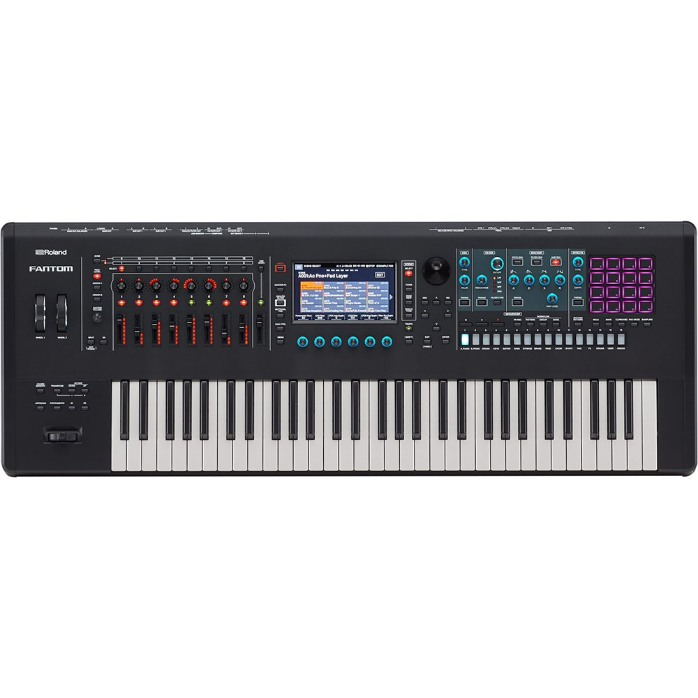 Roland Fantom 6 Music Workstation Keyboard