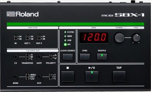 Roland AIRA SBX-1