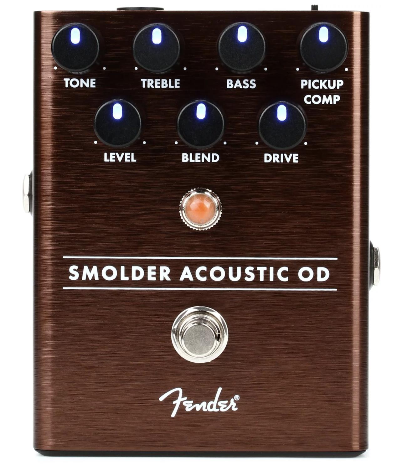 Fender Smolder Acoustic OD