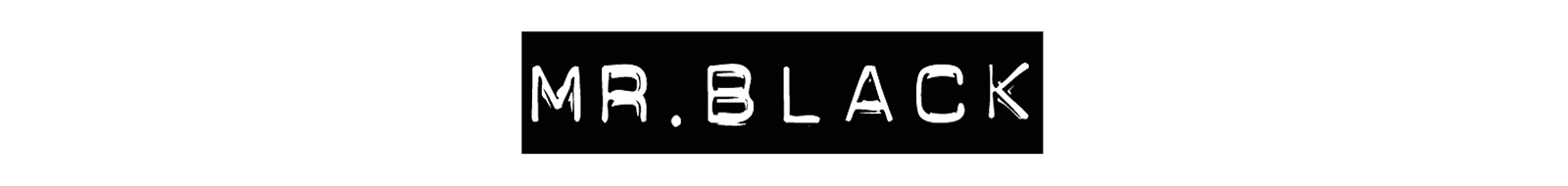 Mr. Black Effects
