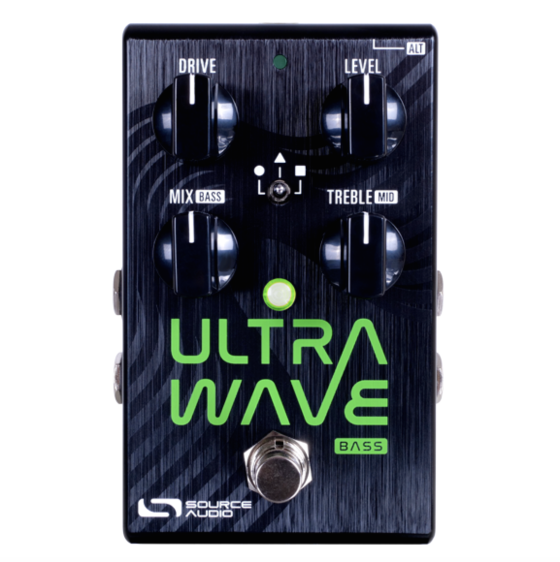 Source Audio Ultrawave Multiband Bass Processor