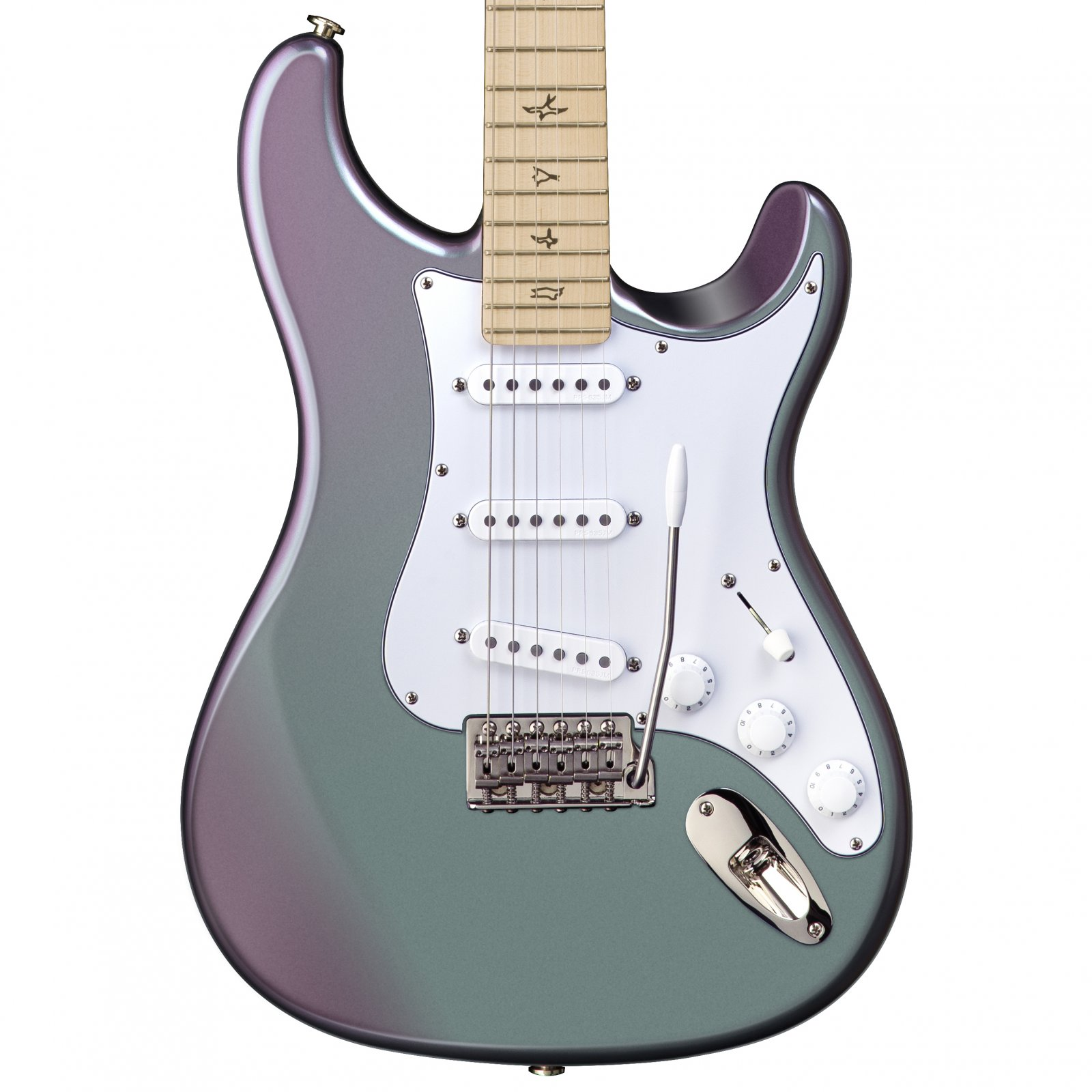 PRS Silver Sky Limited Edition - Maple Fingerboard, Lunar Ice Flip-Flop (COMING SOON)