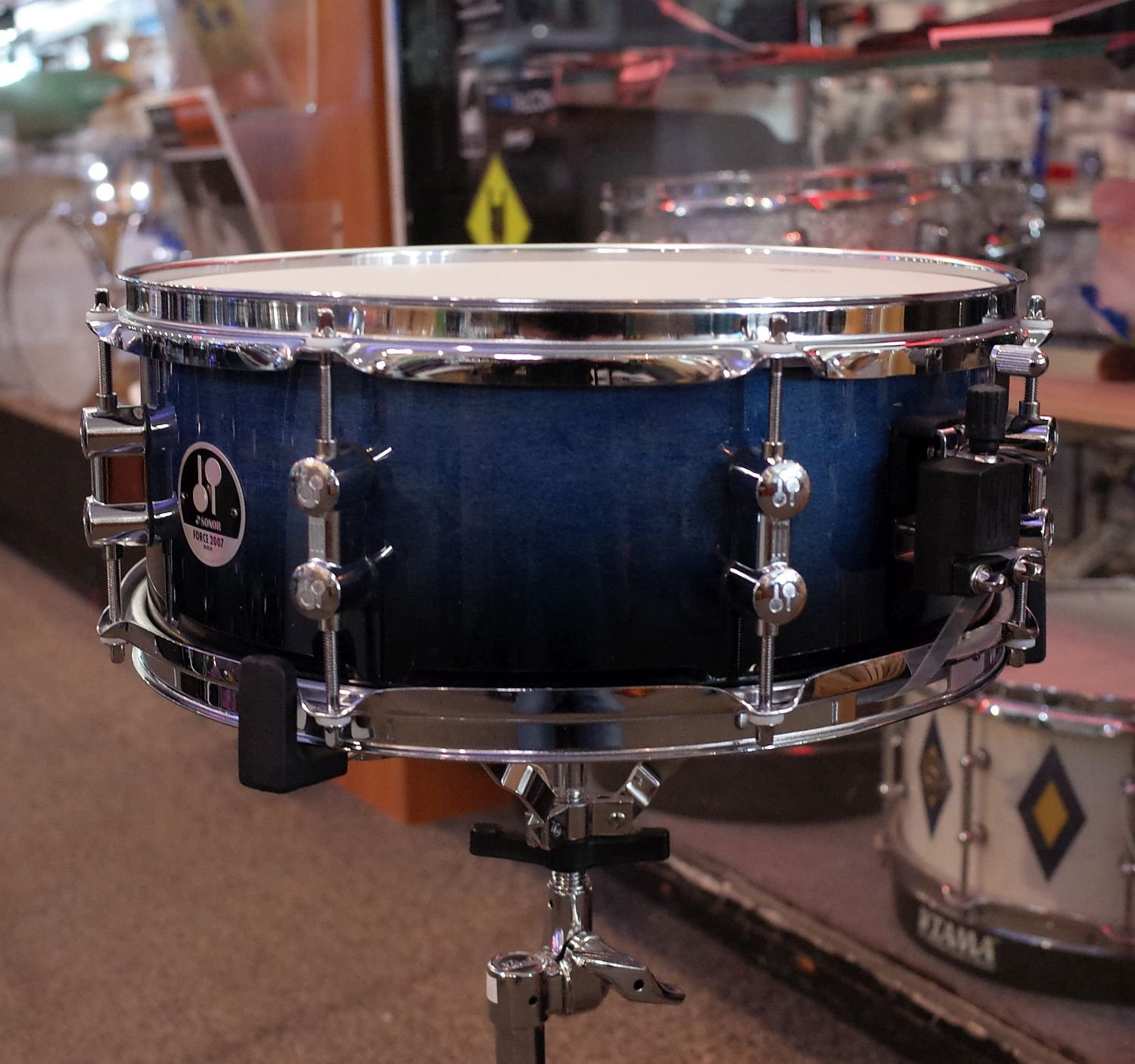 Sonor Force 2007 5x14 Snare Drum (USED)