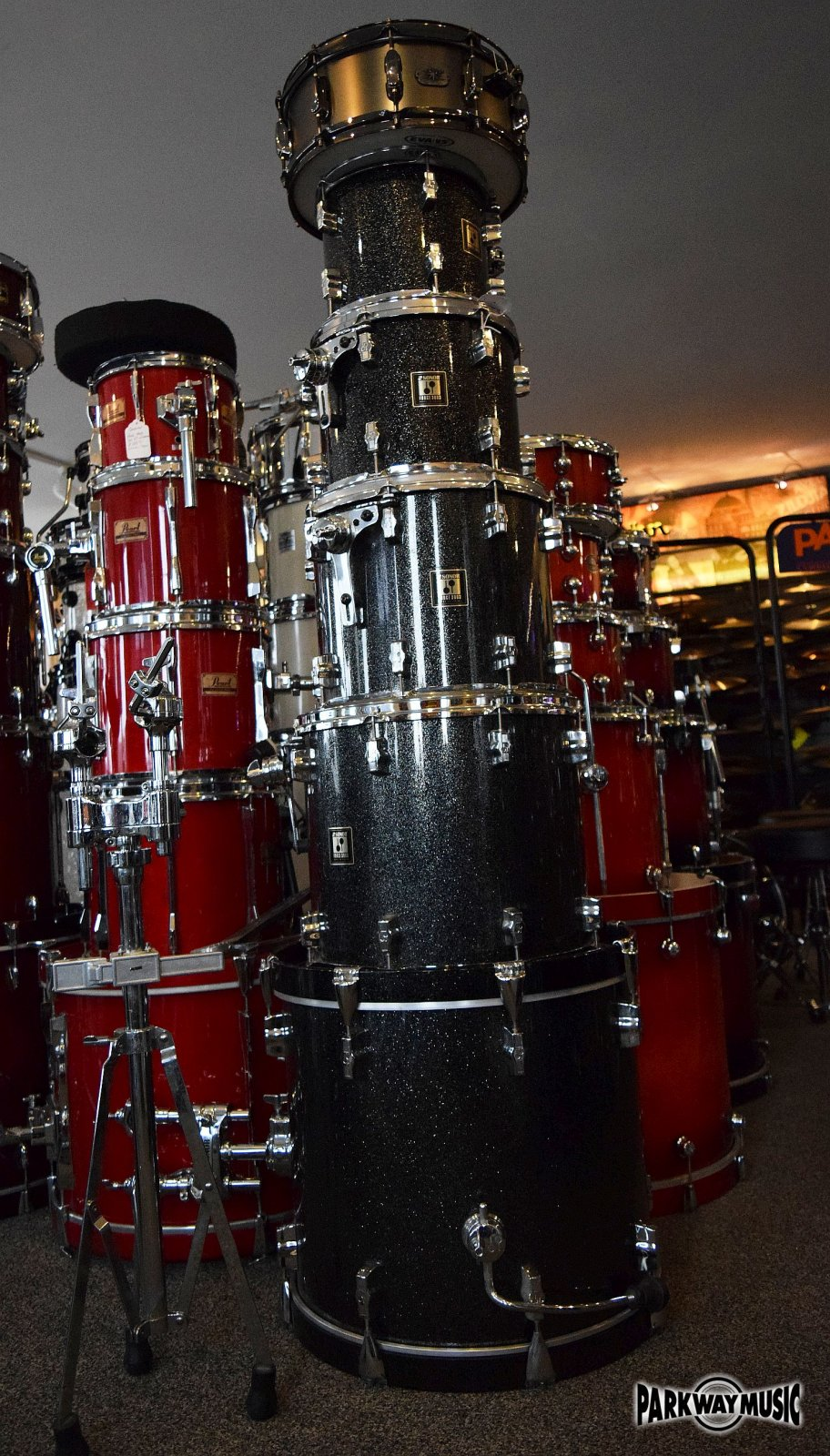 Sonor Force 3003  Maple 6pc Drum Set - SOLD