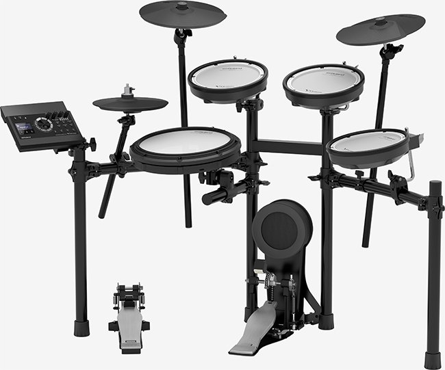 Roland TD17KV Electronic Drum Set