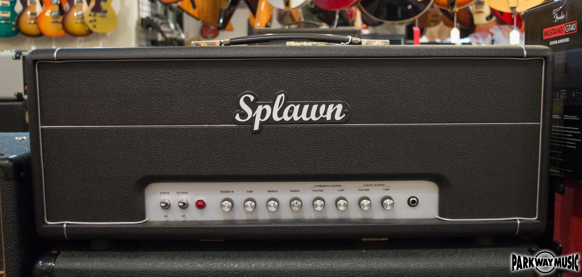 Splawn Nitro SS 22W Head (USED) - SOLD
