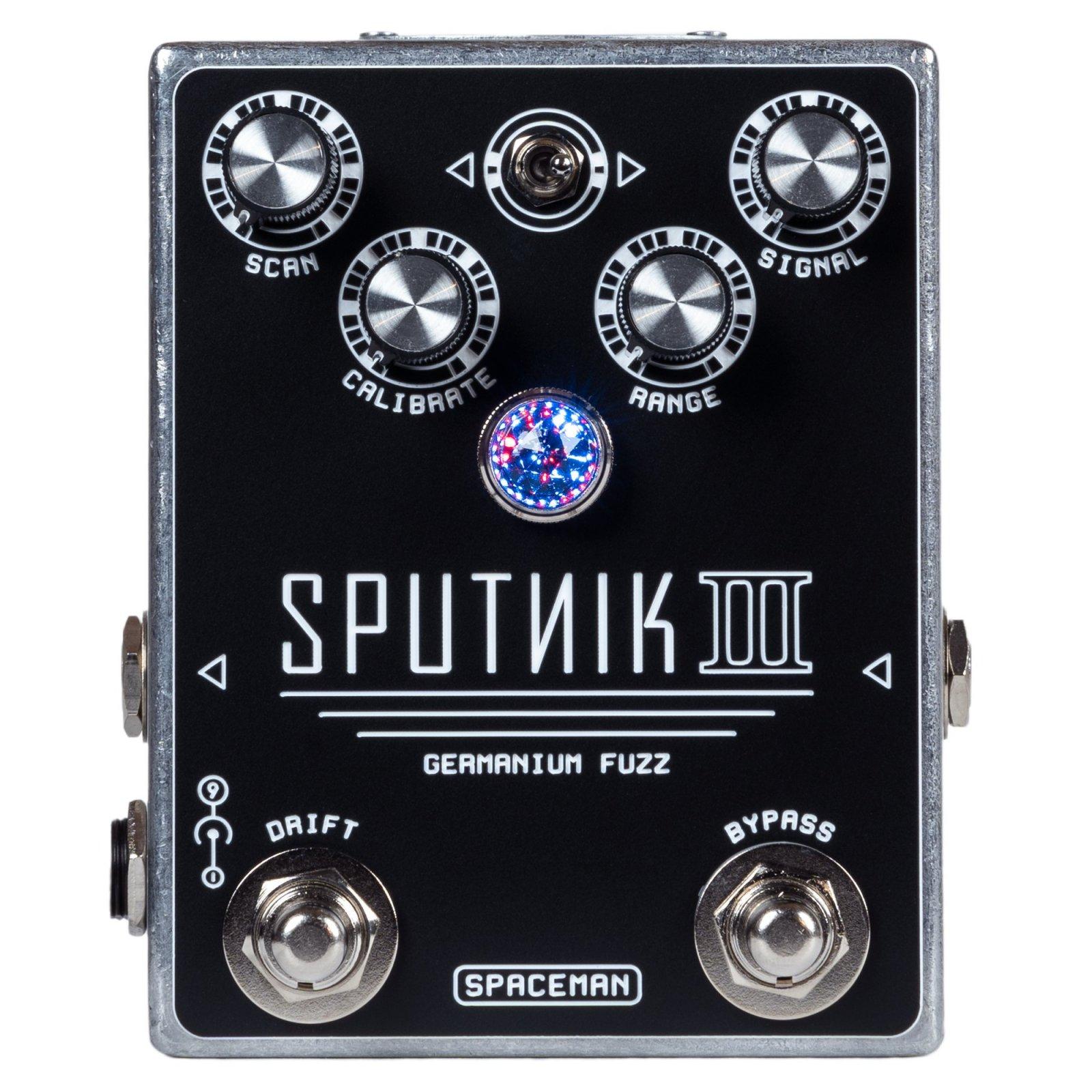 Spaceman Effects Sputnik III
