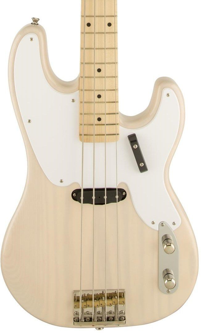 Squier Classic Vibe Precision Bass 50's - White Blonde w/ Maple Fingerboard