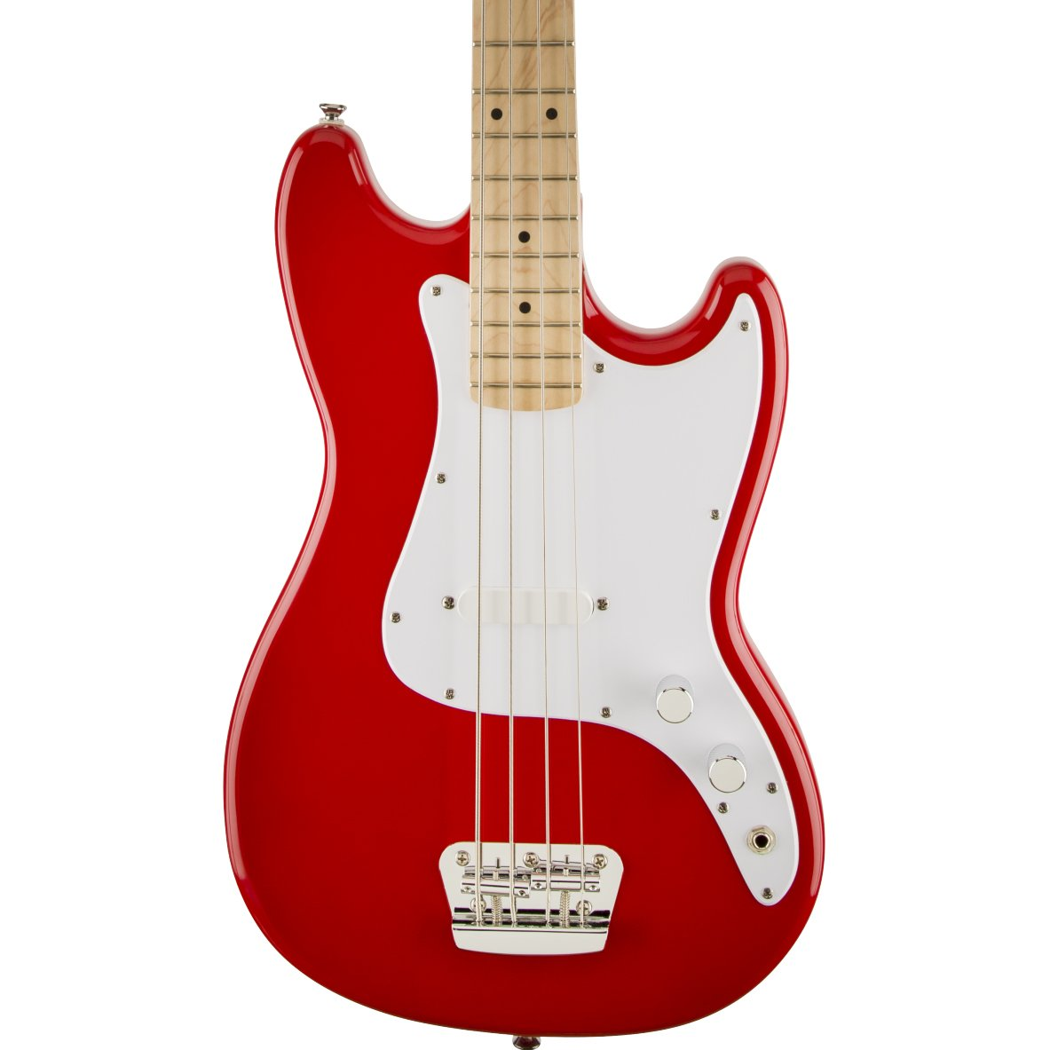 Squier Affinity Series Bronco Bass - Torino Red