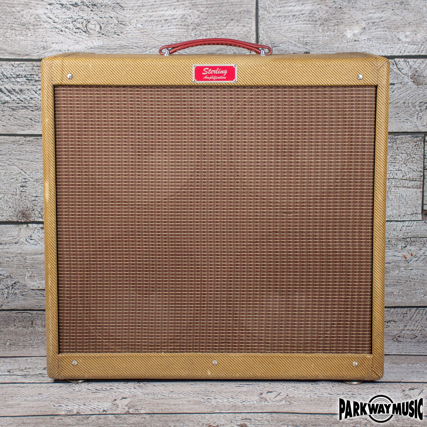 Sterling 5F6A Tweed Bassman Combo (USED)