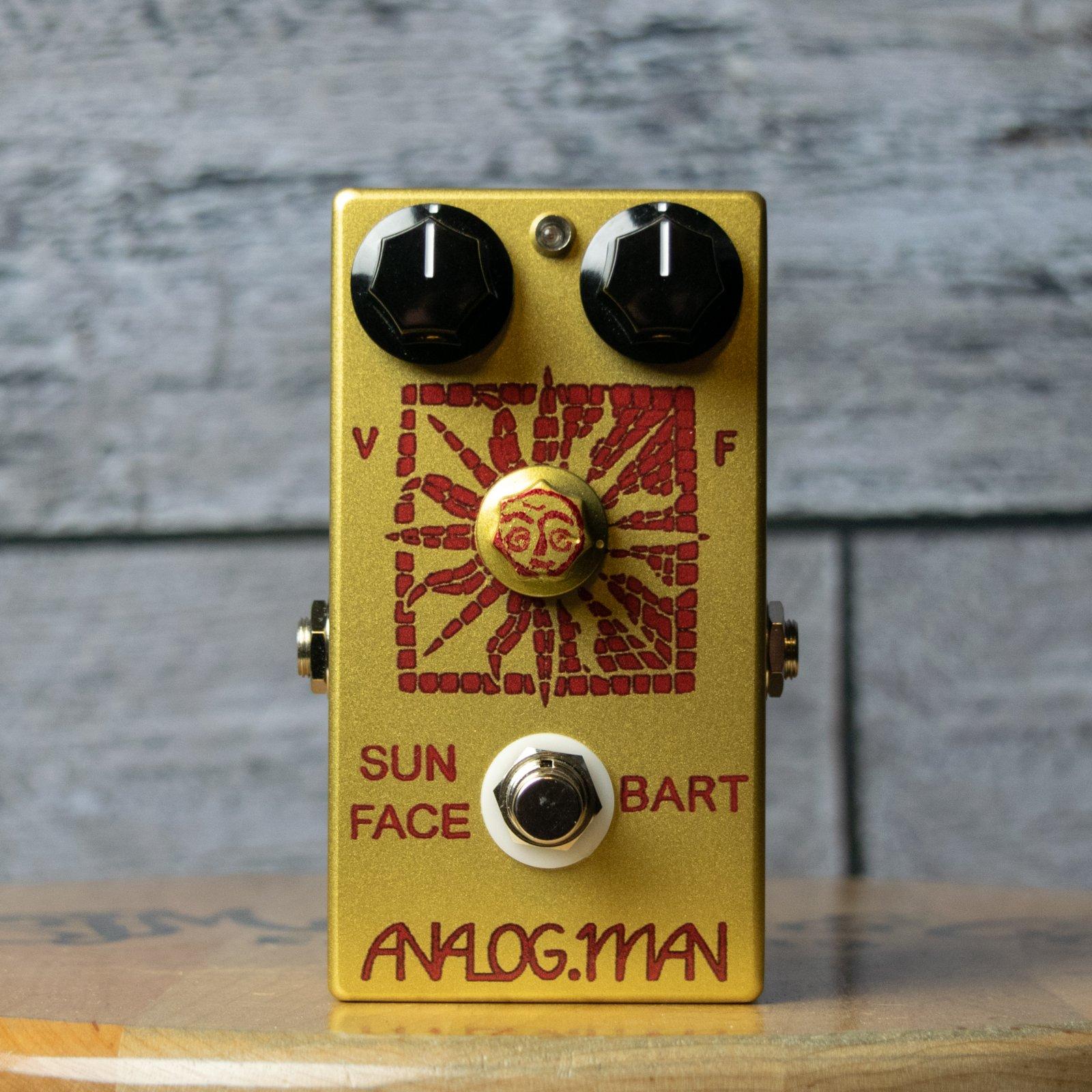 Analog.Man Sun Face - BART