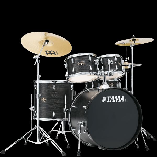 Tama Imperialstar 5pc drum set IP52NC