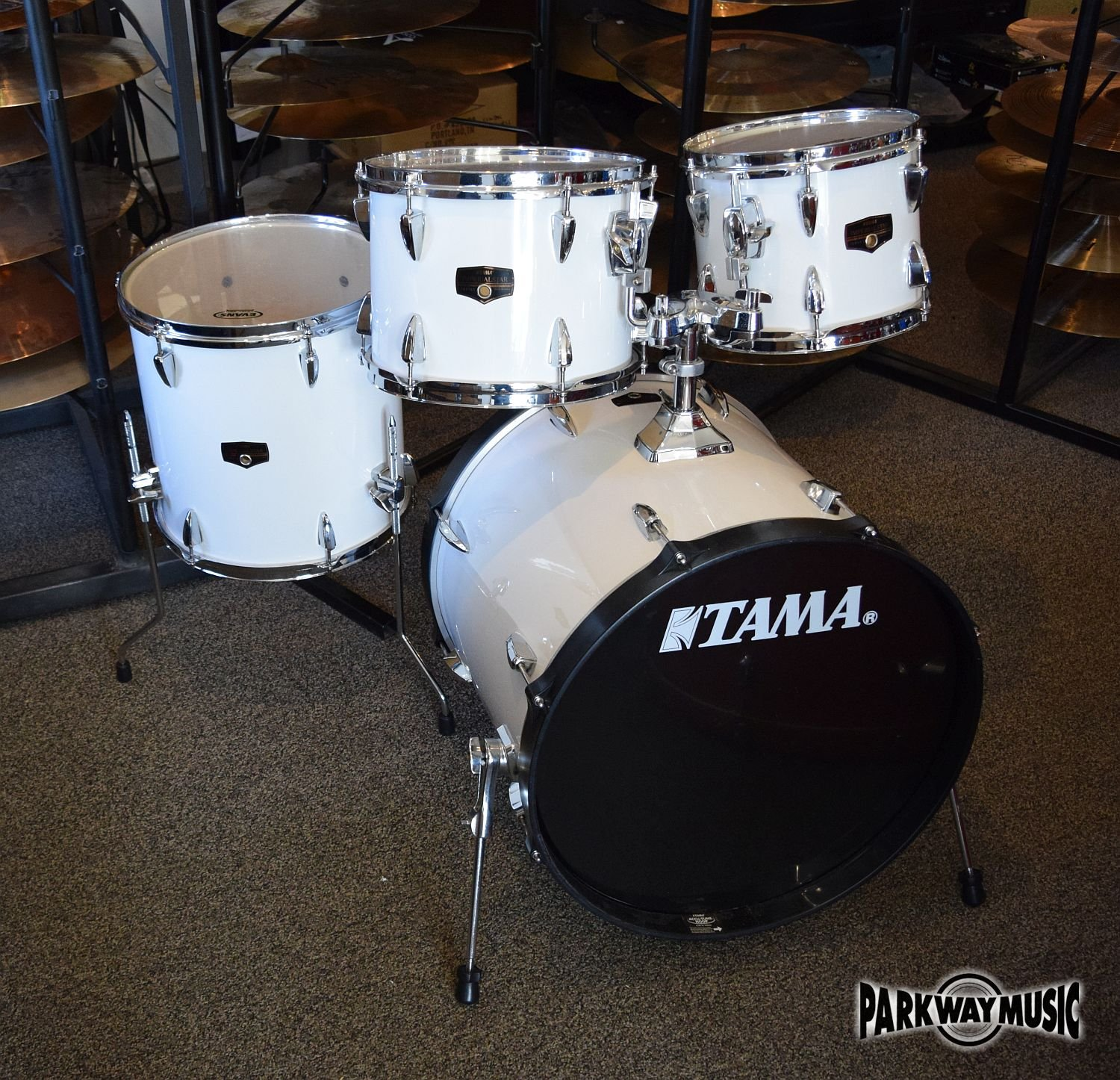 Tama Imperialstar Drum Set (USED)