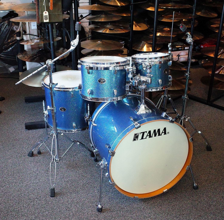 Tama Silver Star 5pc Drum Set (USED)