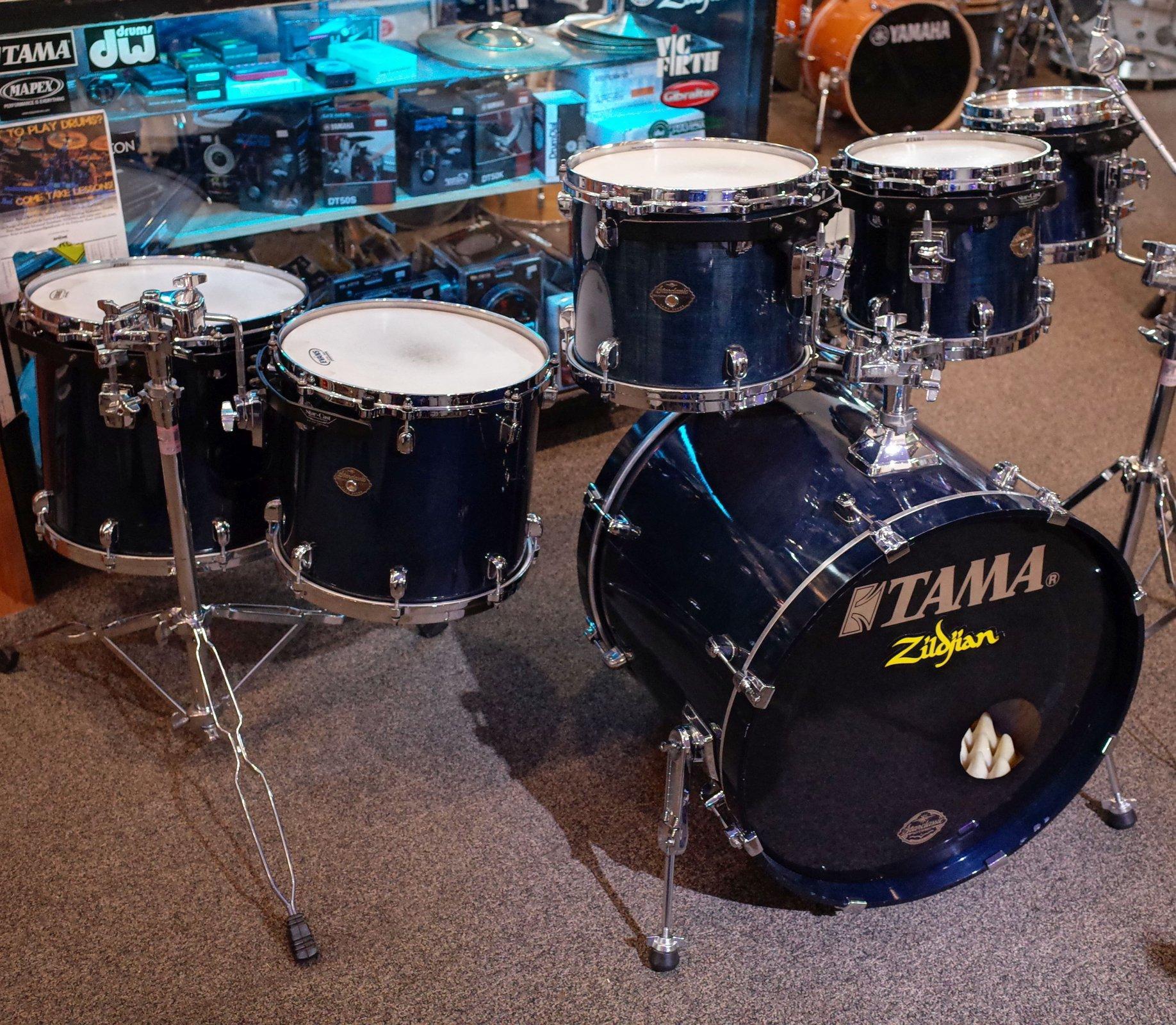 Tama Starclassic Performer Birch Drum Set (USED)