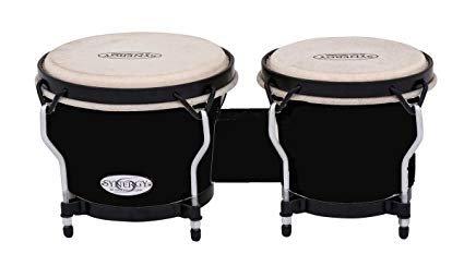 Toca Synergy bongos / Black