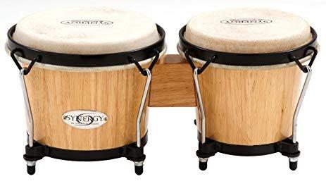 Toca Synergy bongos/Natural