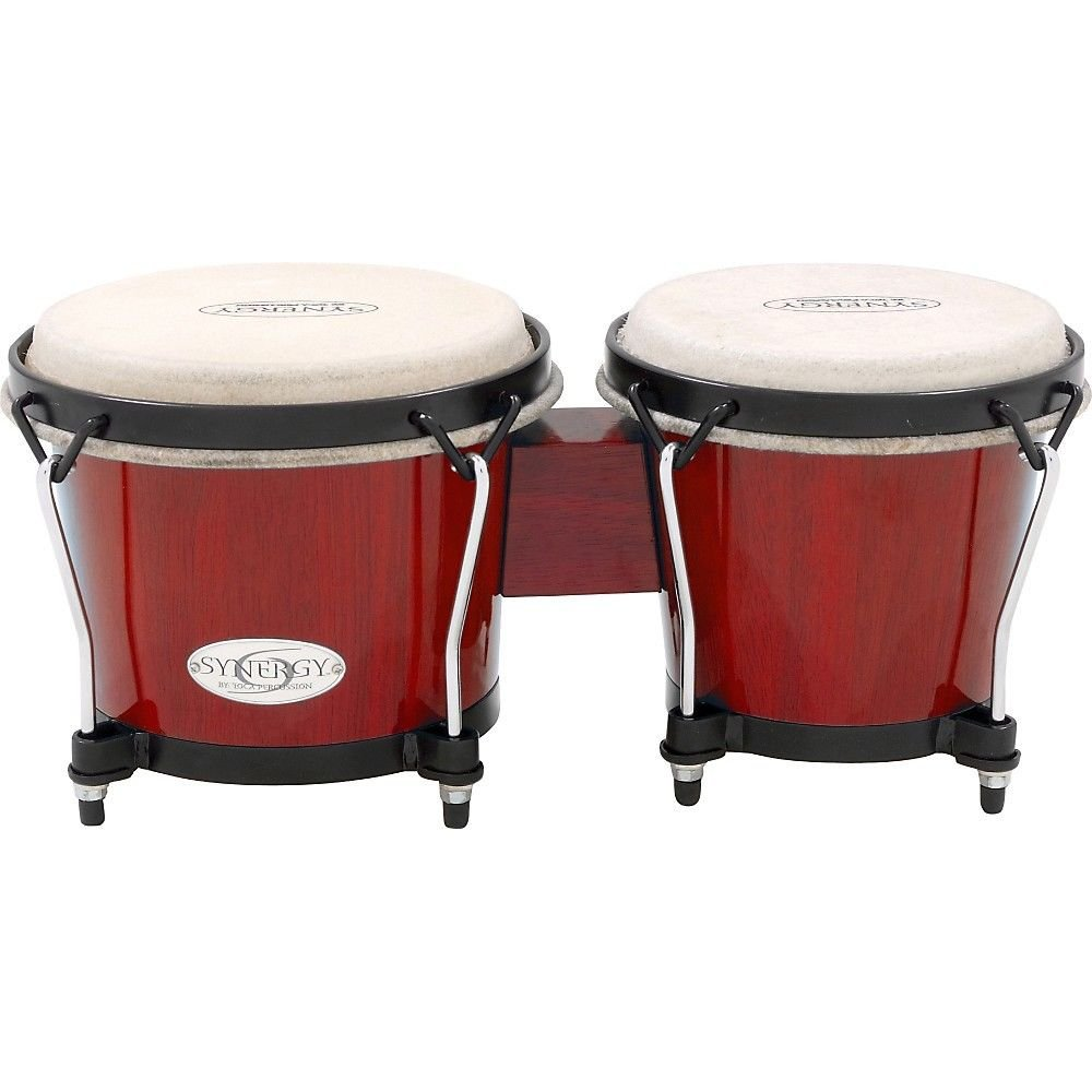 Toca Synergy bongos/Red