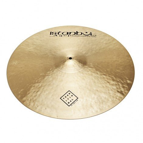 Istanbul Agop 22 Traditional Jazz Ride