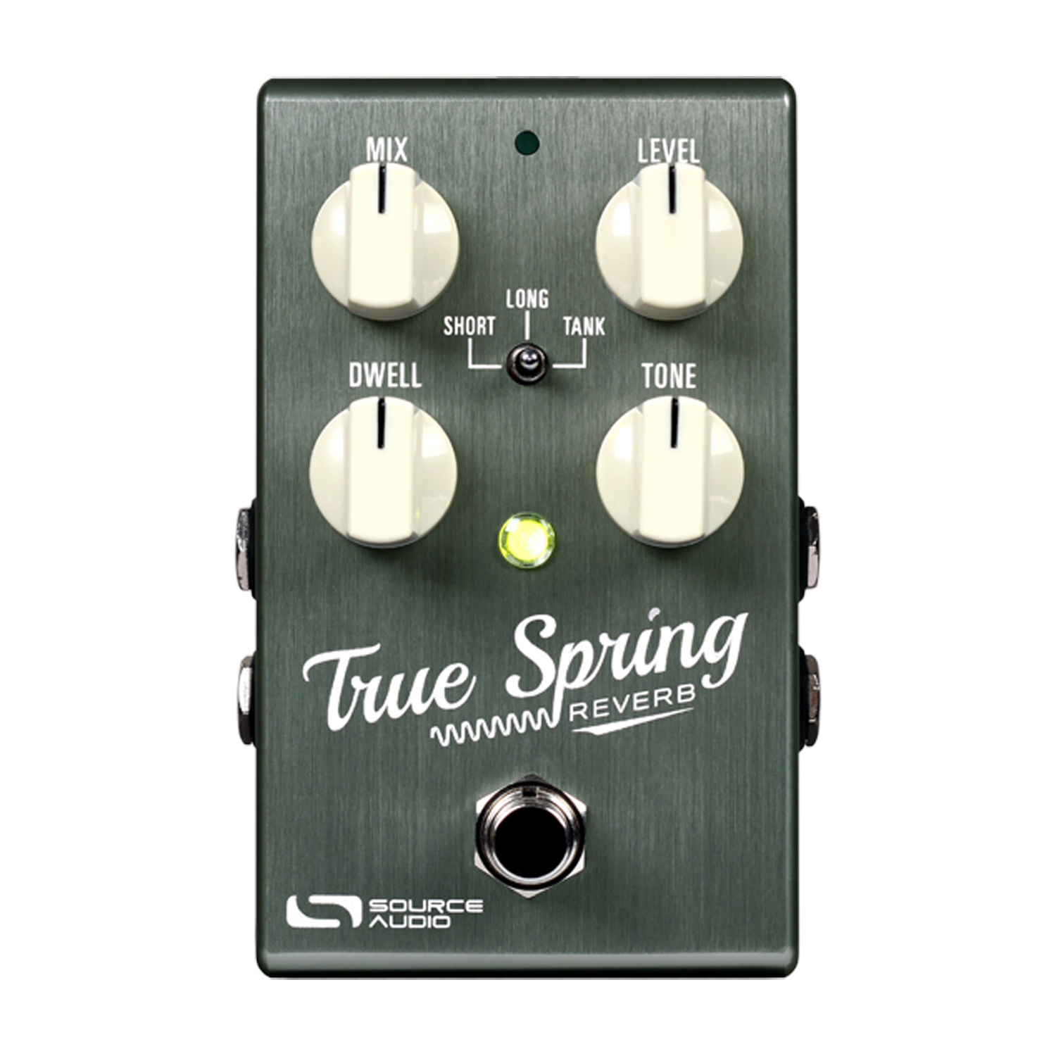 Source Audio True Spring Reverb w/ Tap Switch