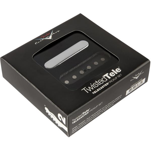 Fender Custom Shop Twisted Tele Telecaster Pickups