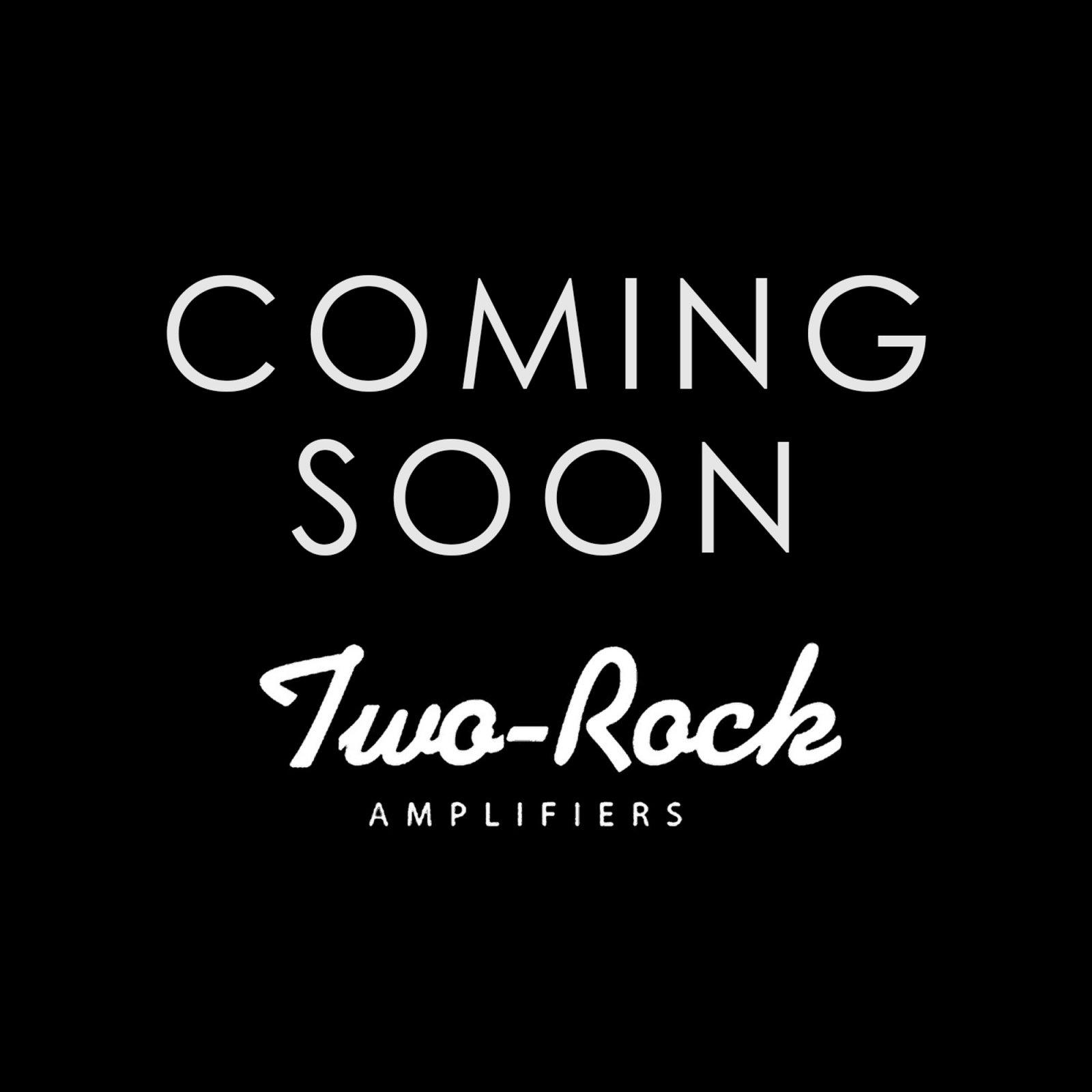Two-Rock Studio Signature Head (Coming Soon)