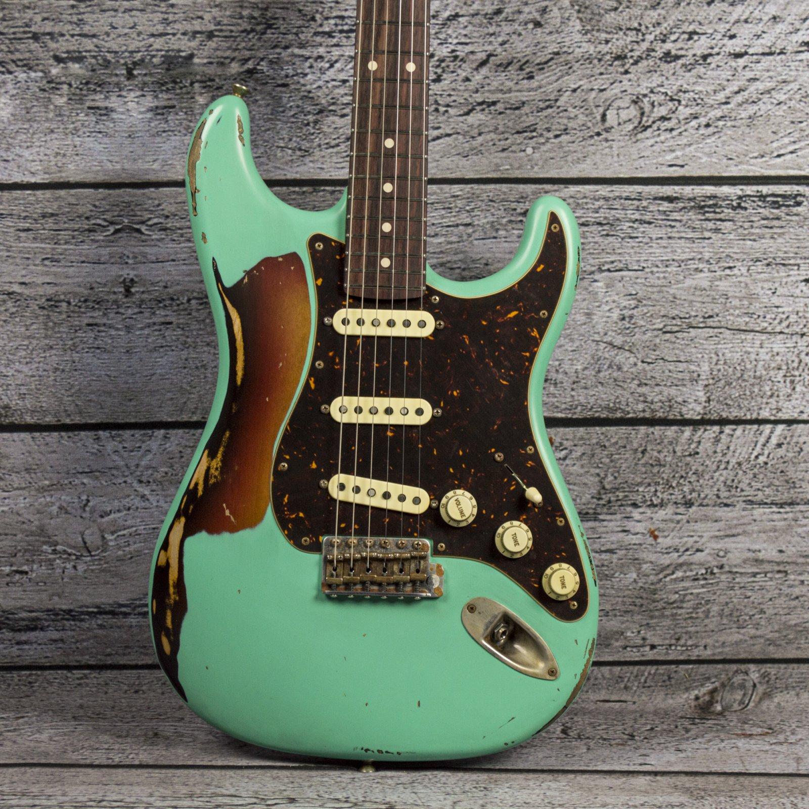 Xotic Guitars XSC-1 - Extra Heavy Aged