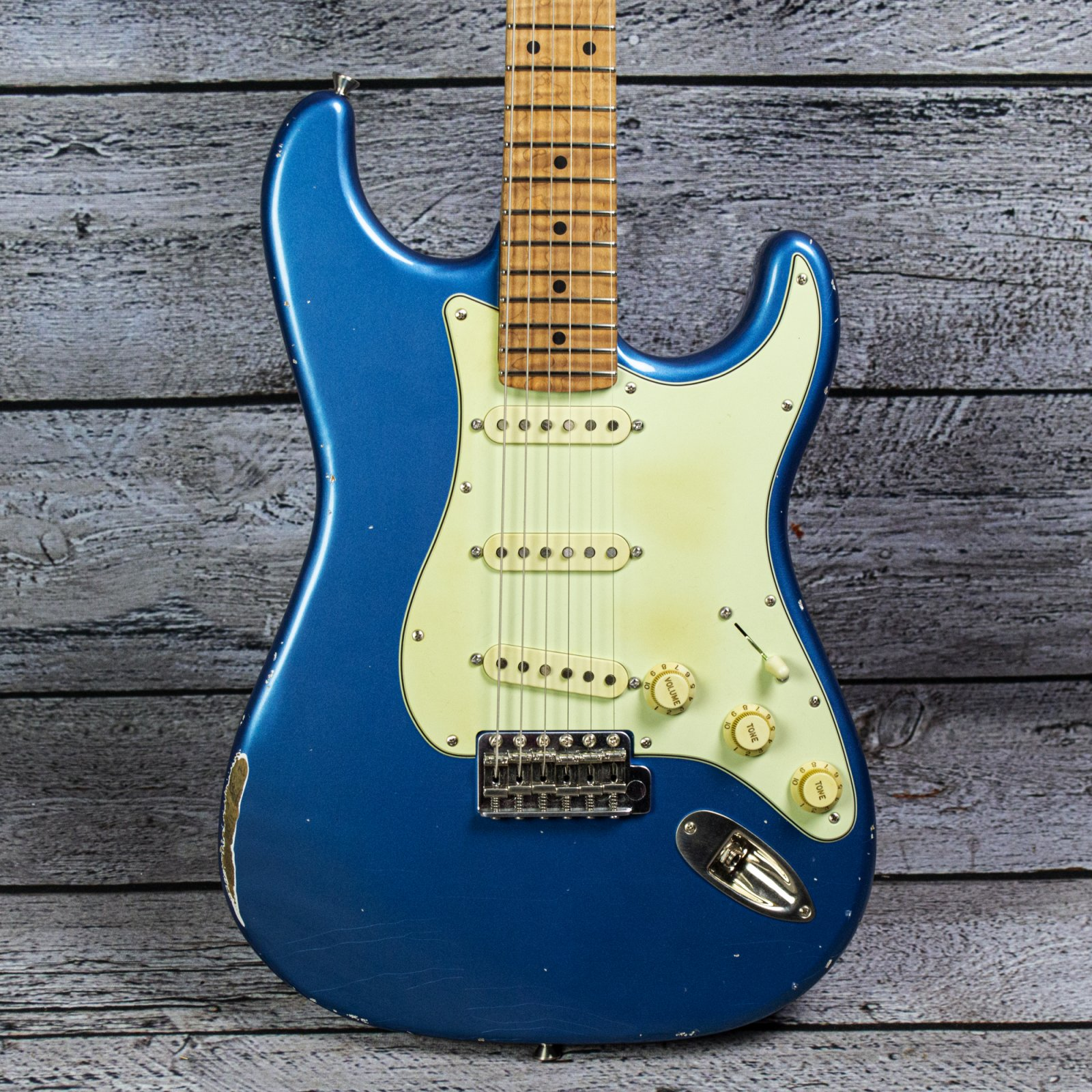 Xotic Guitars XSC-1 - Medium Aged Lake Placid Blue