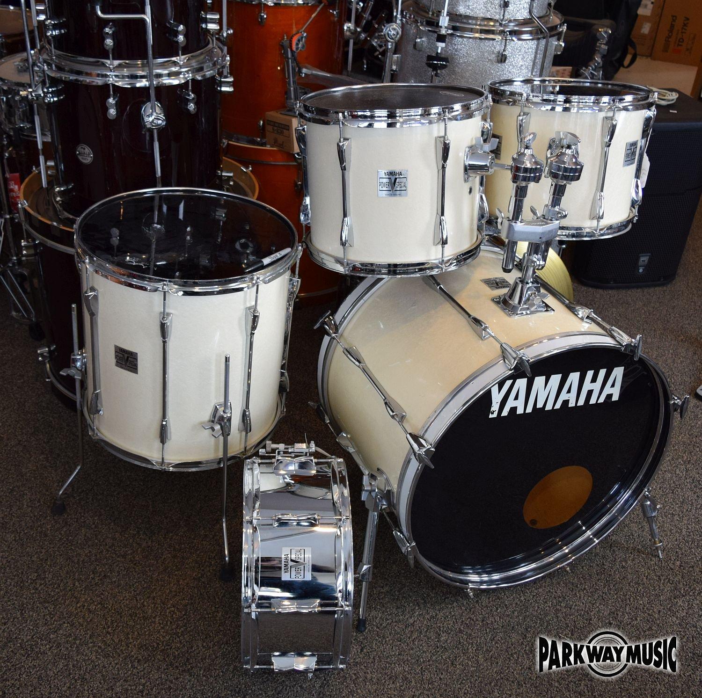 Yamaha Power V 5pc Drum Set