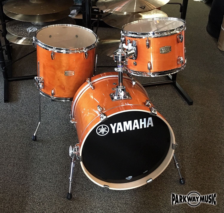 Yamaha Stage Custom Birch 3pc Drum Set