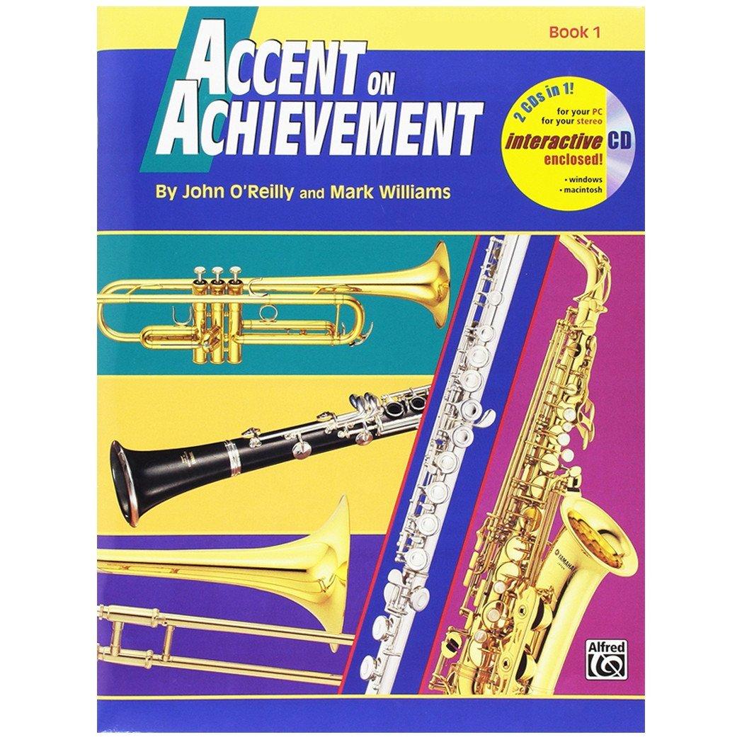 Accent on Achievement, Book 1 - Conductor Score