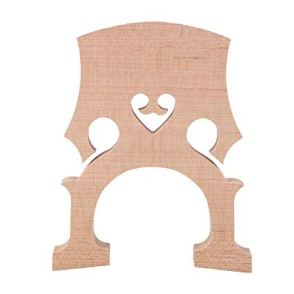 4/4 Cello Bridge