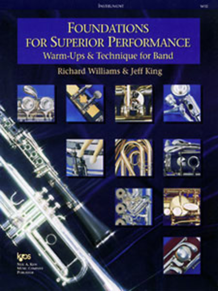Foundations for Superior Performance - Bb Tenor Sax