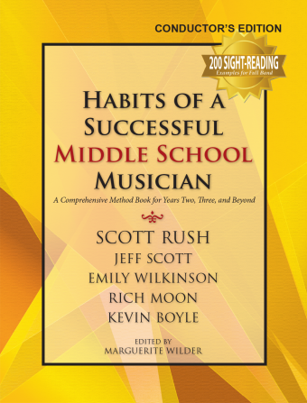 Habits of A Successful Middle School Musician - Conductor
