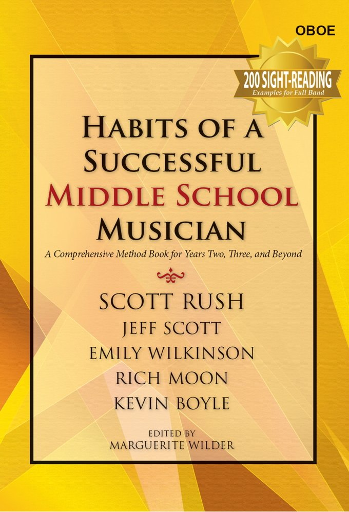 Habits of A Successful Middle School Musician - Oboe